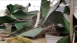 VTC14 | Các tỉnh miền Trung thiệt hại nặng nề do bão số 10