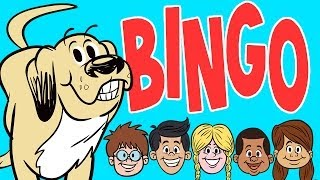 BINGO - Bingo Dog Song - Children's Songs by The Learning Station
