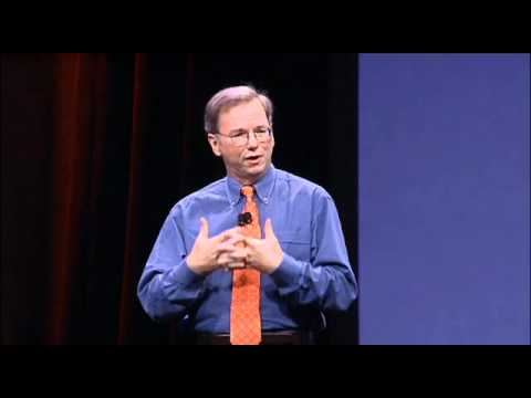Eric Schmidt explains the Relationship between Apple and Google (iPhone Launch 2007)