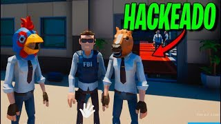 *FARGAN Y WILLY* VS *VEGETTA Y ANGEL* | PERFECT HEIST