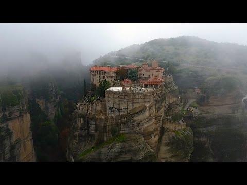 Greece & Macedonia Road Trip