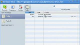 Google Chrome Developer Tools_ Profiling and optimizing