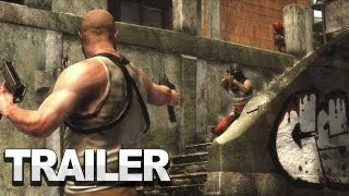 Max Payne 3  - Multiplayer Gameplay Trailer