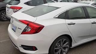 2019 Honda Civic Touring quick review