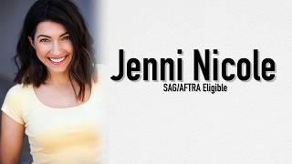 Jenni Nicole Acting Reel