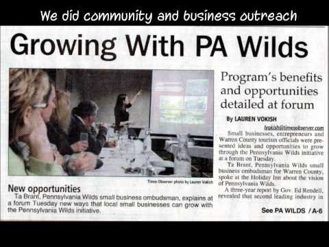 What is the Pennsylvania Wilds Initiative?