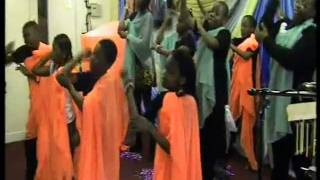Hallelluyah by Lara George ,dance class Mayowa Just Praise