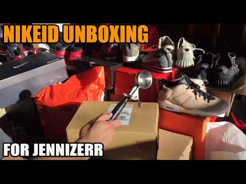 """NikeID Air Max """"HTM"""" Unboxing for @Jennizerr (Collectivekicks)"""