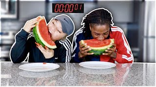 SPEED EATING CHALLENGE!!! (The World's Fastest Eaters)