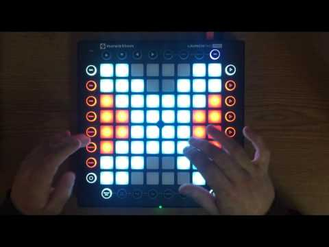 Martin Garrix - Poison | Launchpad PRO Cover by Blurry (REDONE)