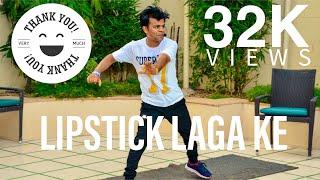 Zumba I Dance I Lipstick Laga Ke - Great Grand Masti I Bollywood Workout I Priyank Dhakar