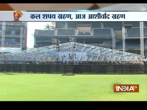 Wankhede Stadium all set for a new innings tomorrow