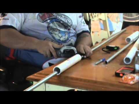 How To Build Your Own Kayak Fishing Rod Holder How To