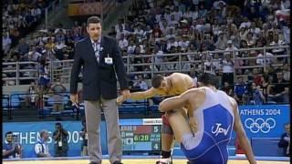 Moustafa, Jokar Massoud (IRI) vs Inoue, Kenji (JPN)