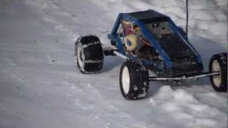 homemade rc car