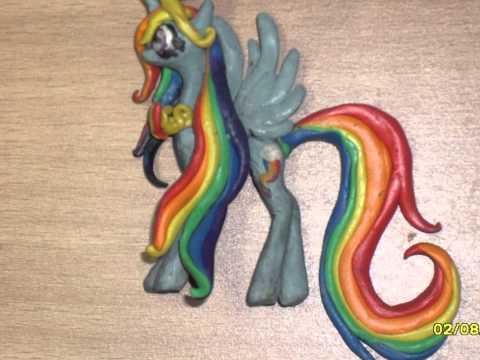 Мои лепки (пони)
