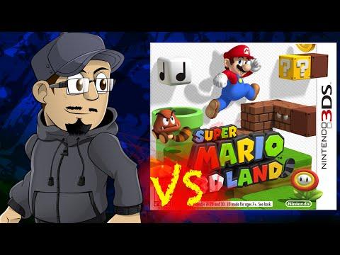 Johnny vs. Super Mario 3D Land