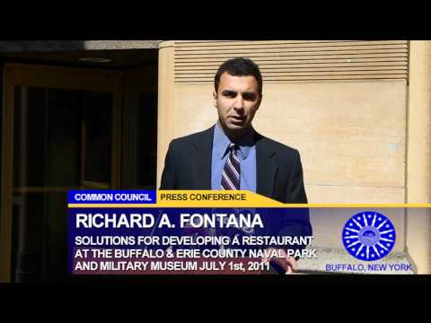 Council Member Richard Fontana: Solutions for a Naval Park Restaurant