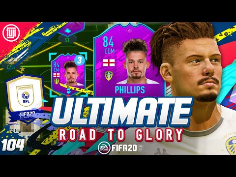 LEAGUE SBC BEAST!!! ULTIMATE RTG #104 - FIFA 20 Ultimate Team Road to Glory