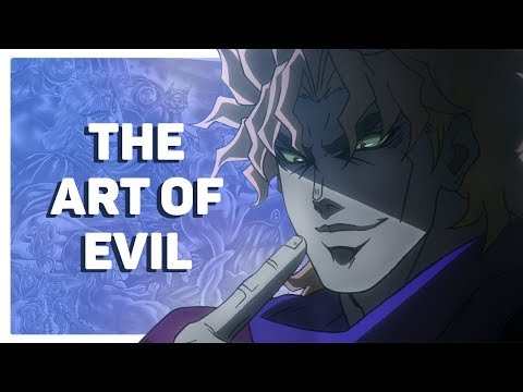 Dio Brando: The Art of Evil