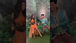 Aladdin Naam Toh Suna Hoga | Aladdin & Kali Chorni grove to a song; shares a sneak peek from the set