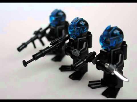 Lego Custom Navy Seals Lego Navy Seals