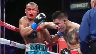 "Robert Garcia Talks Brandon Rios and Egidijus ""The Mean Machine"" Kavaliauskas"