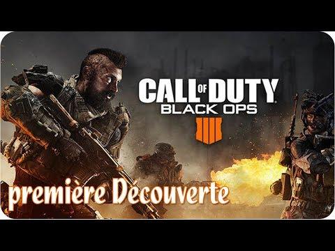 Black Ops 4 | Découverte du Jeu [MULTIJOUEUR/BLACKOUT/ZOMIES]