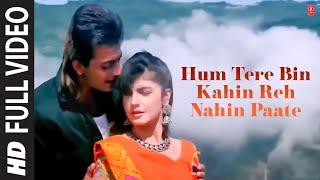 Hum Tere Bin Kahin Reh Nahin Paate (Full Song) Film - Sadak