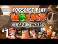 Worms Clan Wars - Part 1 -  Four Fatty Stratty