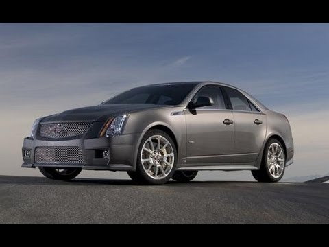 2010 Cadillac CTS / CTS-V - 2010 10Best Cars - Car and Driver