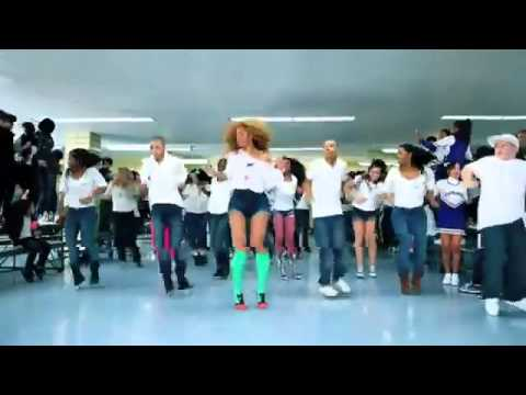 Beyonce - Let's Move! 'move Yo... video