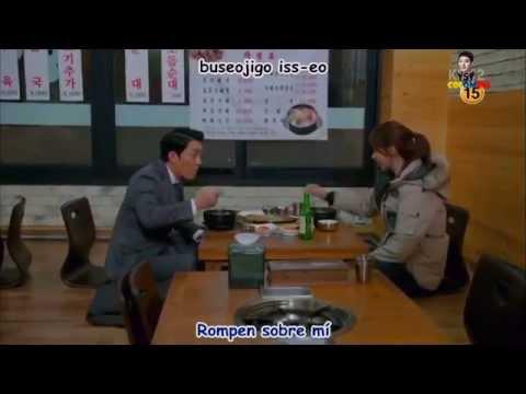 OST Prime Minister And I '(총리와 나)' Part 1 Standing Egg-Runner's High [Sub Español-Rom]
