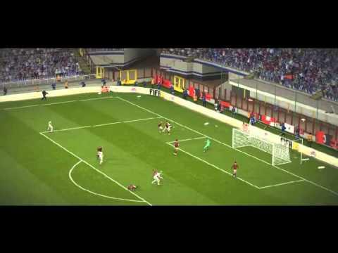 AC Milan - Fiorentina 2:0 | FIFA 15