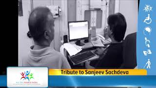 Tribute to Sanjeev Sachdeva -We the People India