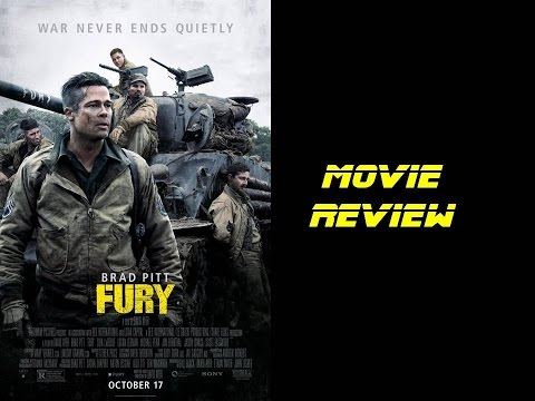 Fury Movie Review - Joe's Review