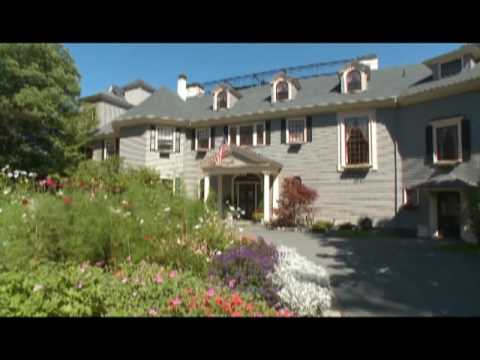 Balance Rock Inn on the Ocean Video (Bar Harbor, ME)