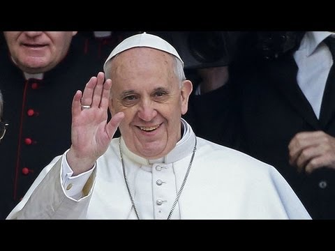 JMJ 2013 - PAPA FRANCISCO
