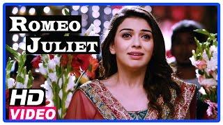 Romeo Juliet Tamil Movie | Climax Scene | Jayam Ravi and Hansika reunits | Poonam Bajwa