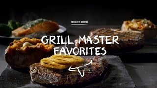 Grill Master Favorites :30 | LongHorn Steakhouse