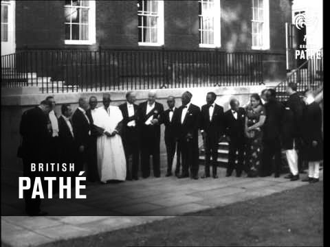 Commonwealth Ministers Meet At No 10 Downing St (1964)
