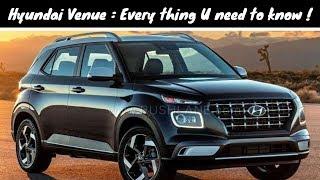 Hyundai VENUE my views : क्या है XUV300/ECOSPORT से बेहतर ? A GAME CHANGER ?