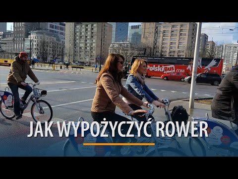 Jak Wypożyczyć Rower Veturillo W Warszawie [WIDEOPORADNIK]