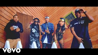 Клип Young Money - Senile ft. Tyga, Nicki Minaj & Lil Wayne