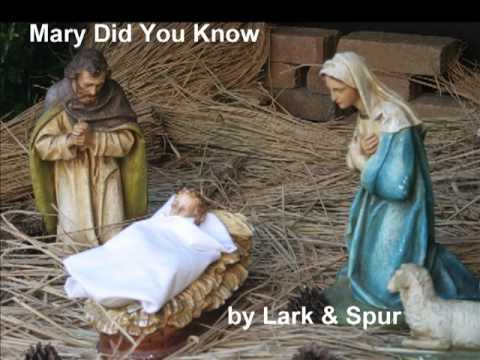 Mary Did You Know Christian Christmas songs contemporary gospel church songs music - YouTube