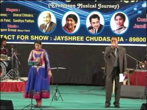 Solah Baras Ki Bali Umar Ko Salaam sung by singer Simrat Chhabra...
