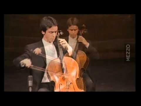 Bach - Suite N°1 Pour Violoncelle