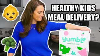 Yumble Review: The Best Kid-Friendly Pre-Made Meal Delivery Service?