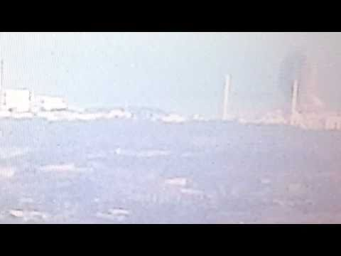Japan-New reactor blast -Fukushima  N-plant hydrogen explosion reactor3 : 14 March`11