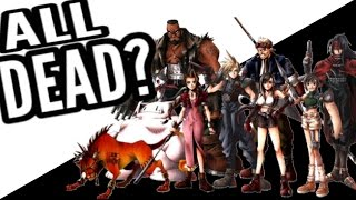 Final Fantasy VII Oral History: All dead in a plane crash!!??? (FF7 & FF15 story spoilers)